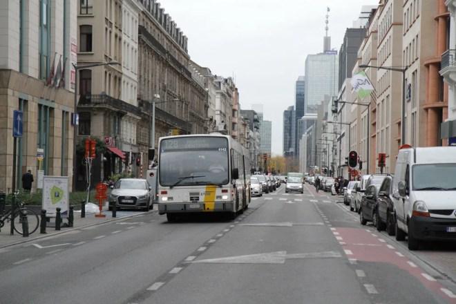 Boulevard Émile Jacqmain photo