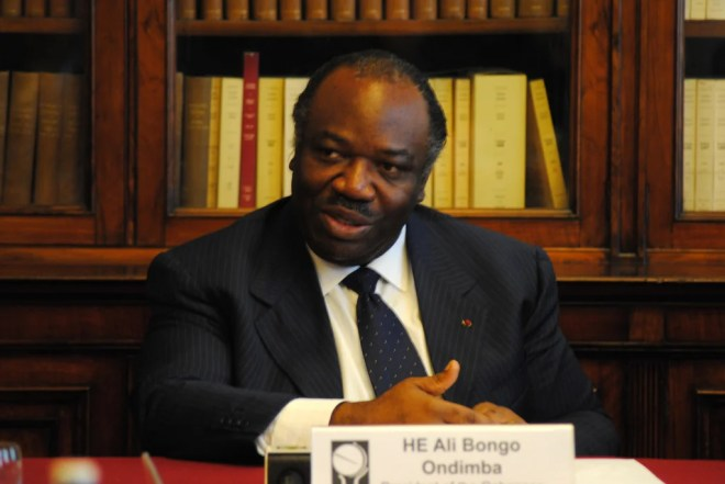 ali bongo photo