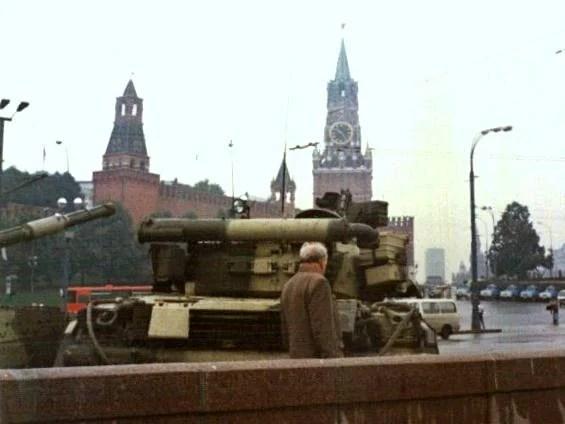 chars soviétiques