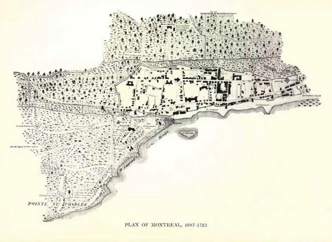 plan de Montréal