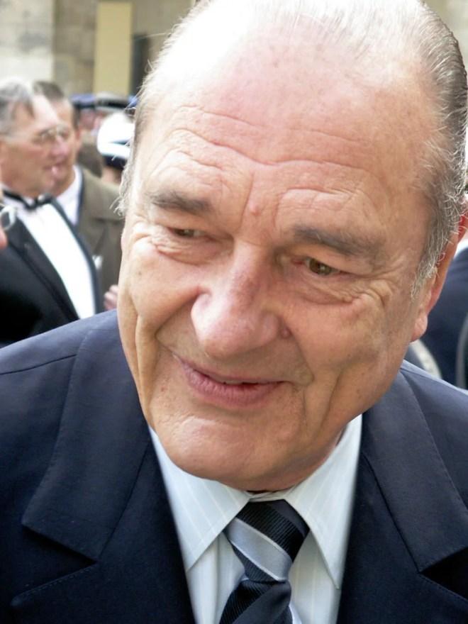 chirac photo