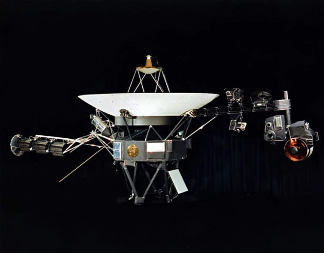 voyager 1 photo