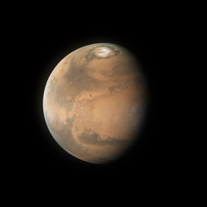 mars orbiter mission photo