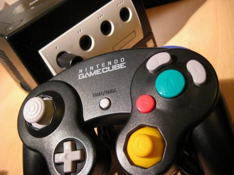nintendo gamecube photo