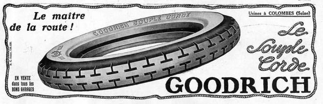 Caoutchouc Goodrich