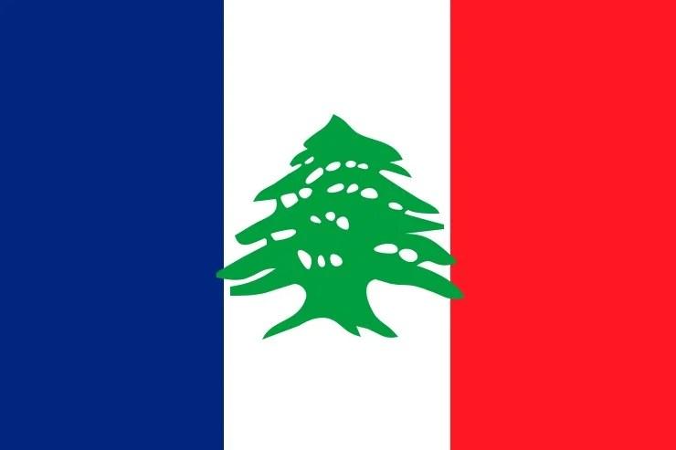 drapeau grand liban