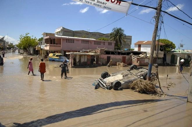 haiti ouragan jeanne