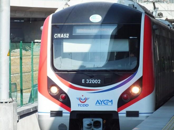 Train de Marmaray, inauguré un 29 octobre