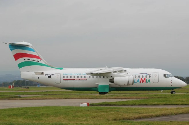 lamia airlines photo