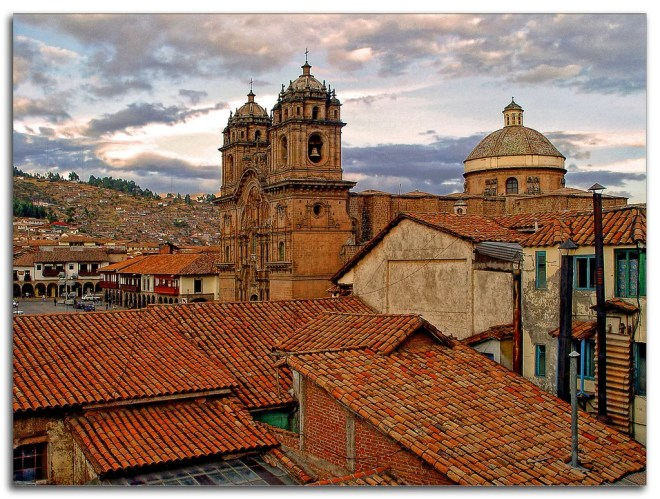 cuzco inca photo