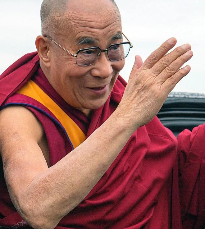 dalai lama photo