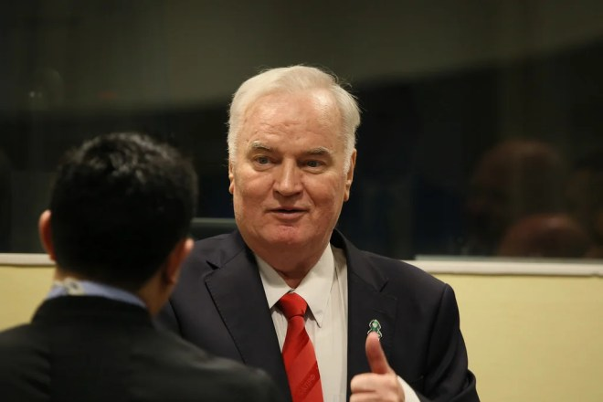 Ratko Mladic photo