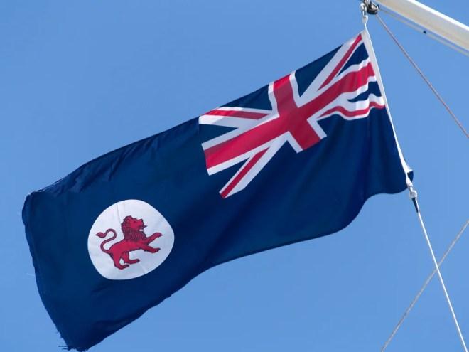 tasmanian flag photo