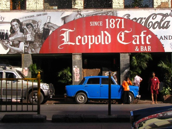 leopold cafe bombay photo