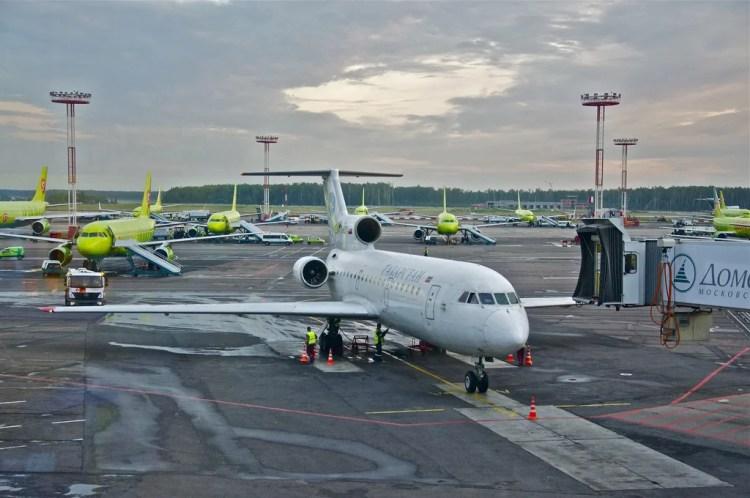 tatarstan airlines 737-500 photo