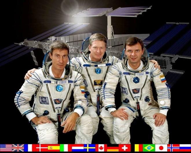 Expédition I ISS 2 novembre 2000