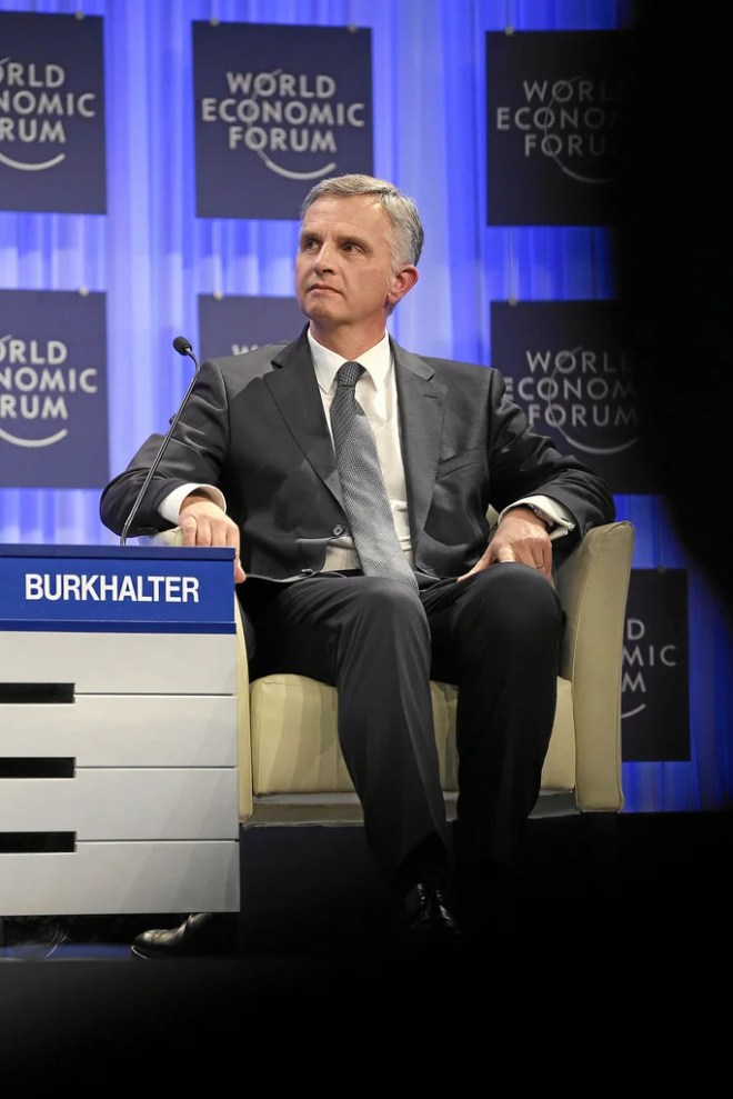 Didier Burkhalter photo