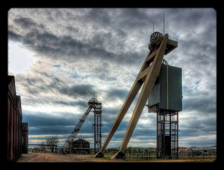 coal mine photo