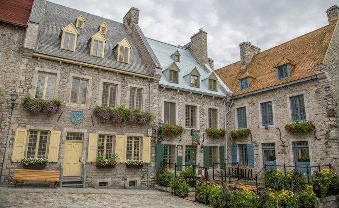 vieux-quebec photo