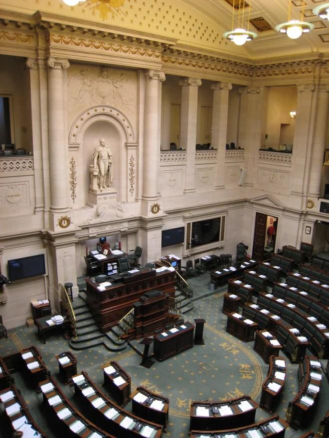parlement fédéral belgique photo