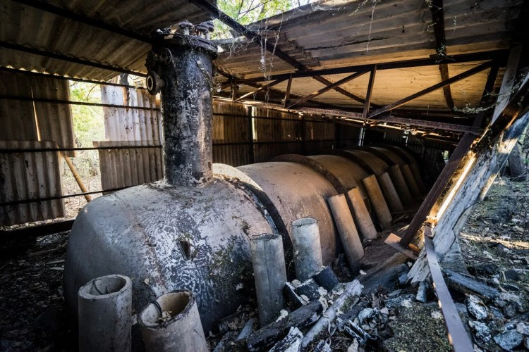 union carbide bhopal photo