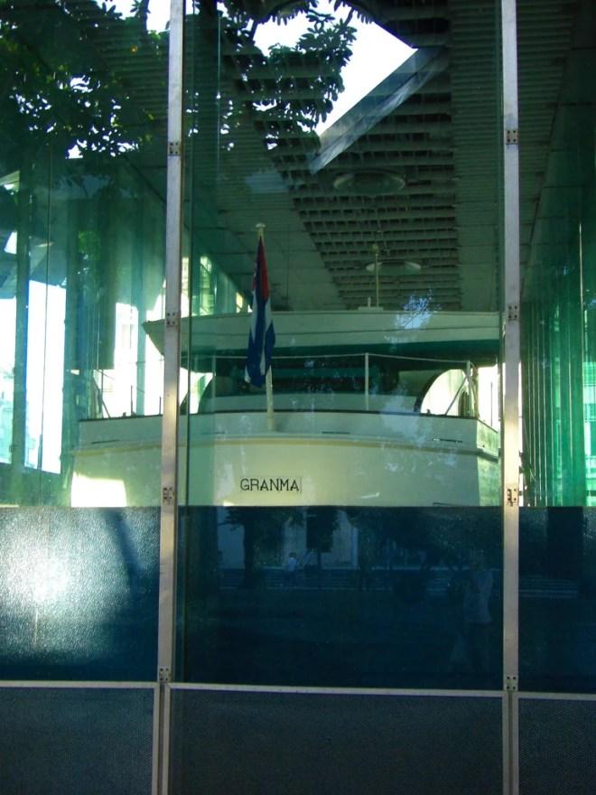 granma yacht photo