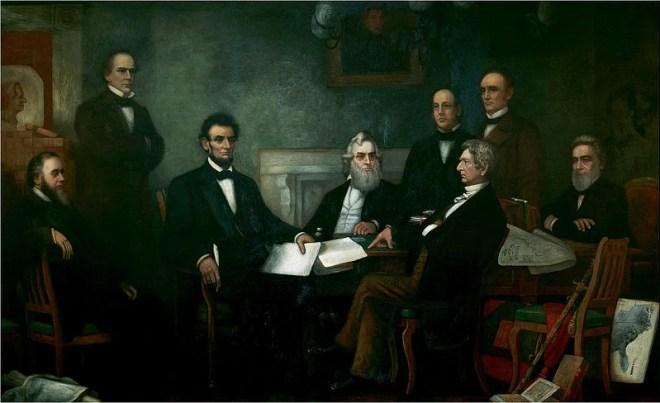 Emancipation esclaves proclamation