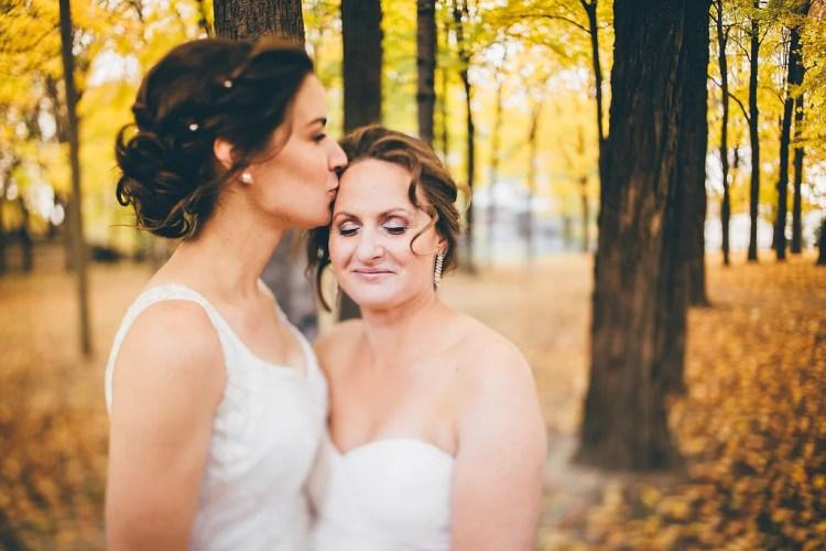 same sex wedding photo