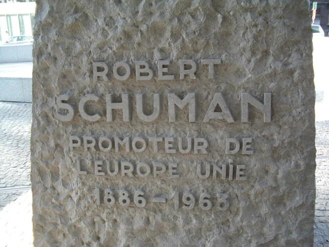 robert schuman photo