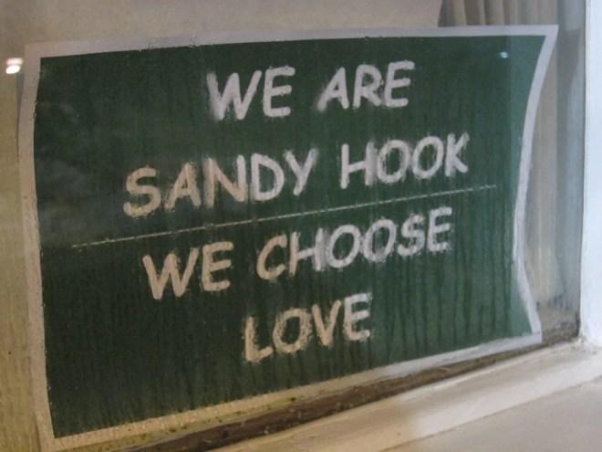 sandy hook newtown photo