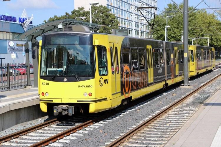 utrecht tramway photo