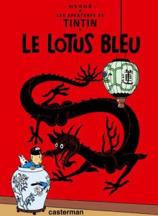 album le lotus bleu