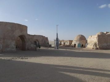 Décor Star Wars Tunisie - Tozeur