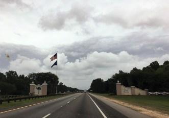 Porte de caroline du sud