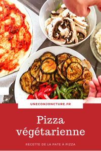 RECETTE PIZZA VEGETARIENNE_2