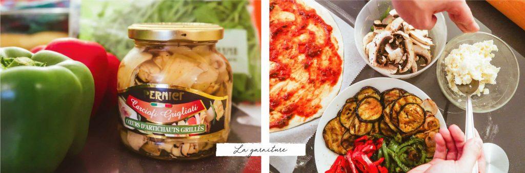 Recette_pizza_végétarienne