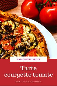 recette avec courgette et tomate