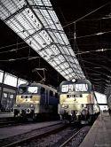 Budapest - gare