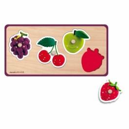 encastrements boutons fruits oxybul