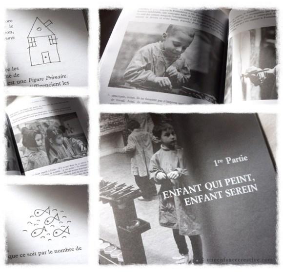 Extrait du livre d'Arno Stern – Heureux comme un enfant qui peint