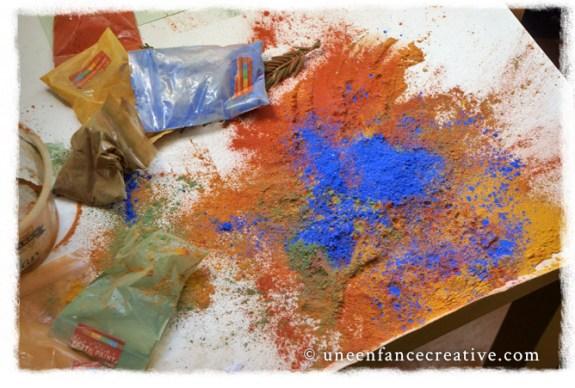 Peinture alternative