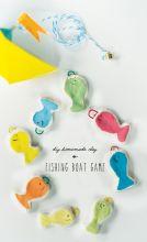 Inspiration modelage jeu pêche poisson
