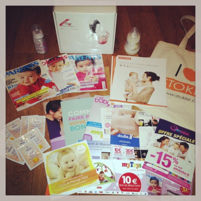 Salon du bébé 2014