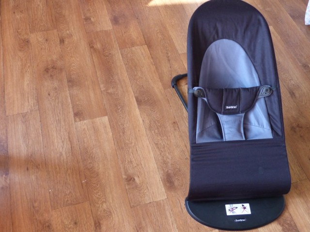 Transat balance soft babybjorn test - Unefille3point0