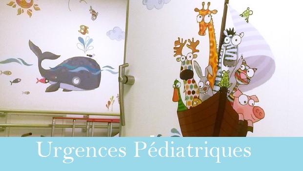 Les urgences pédiatriques