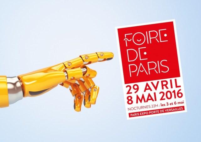 CONCOURS Foire de Paris