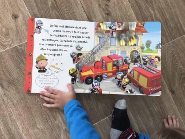 Pompiers Fleurus