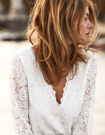 idée cadeaux noel blouse sezane
