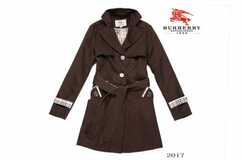 Vintage Burberry Trench Coat Marron...