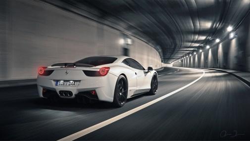 Ferrari 458 Italia ©Ferrari
